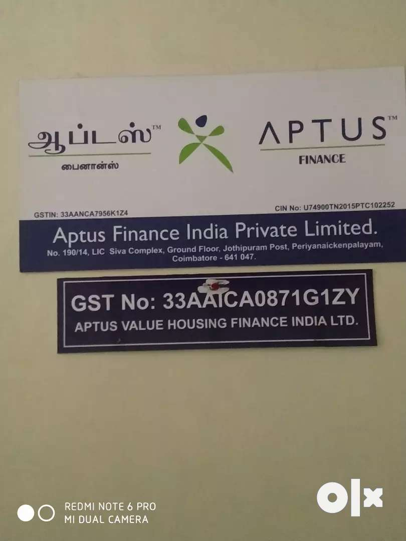 APTUS VALUE HOUSING FINANCE INDIA LIMITED 0