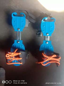 Newly Bought Roller Skates