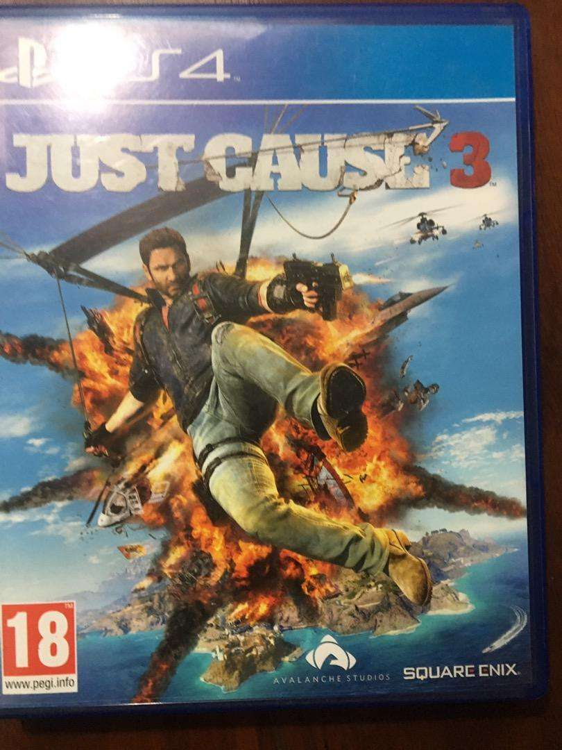 Just Cause 3 0