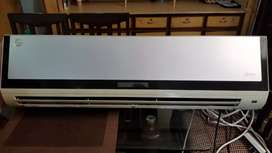Home used PEL split A/C 1.5 ton in an excellent condition for RS 35000