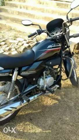good condition bike with all paper clearance