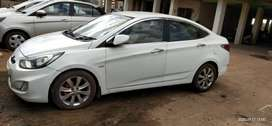 Hyundai Verna 2011 Diesel automatic Well Maintained