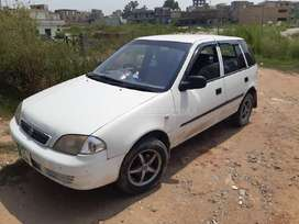 SUZUKI CULTUS ON INSTALLMENTS