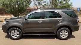 Toyota Fortuner 3.0 4x4 MT, 2009, Diesel