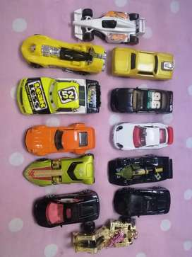 Metal Cars Lot at different prices