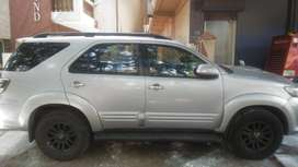 Toyota Fortuner automatic Diesel company Maintained