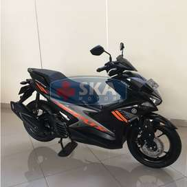 Yamaha Aerox 155 STD 2018 SKA MOTOR Termurahhh