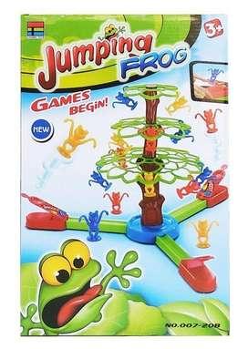 Jumping Frog Mainan Anak