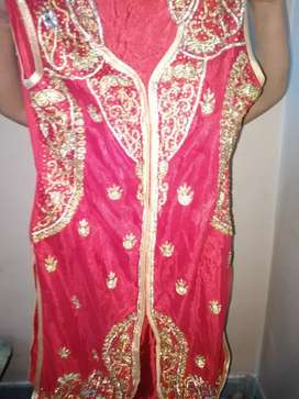 Embroided kurti for a marriage