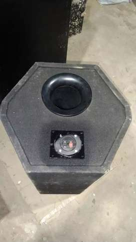 Car Sub woofer box