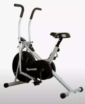 Sportsfit Brand New Exercise gym Cycle with hand Movement