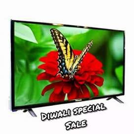 """46"""" Android led tv with Onsite 2 yrs warranty"""