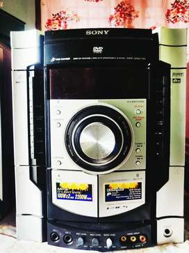 Sony MHC GNZ 77D