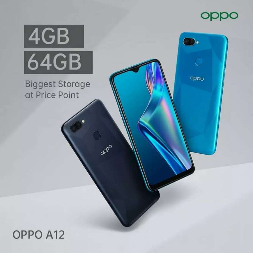 Oppo A12 4/64gb 0