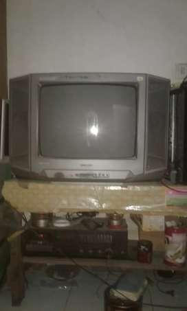 Tv sharp universal 21 in