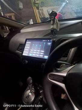 Head Unit android For jazz rs