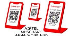 Airtel QR code