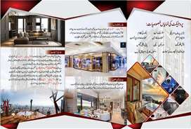 A Luxury Flat For Sale In Alliance Square Surjani Town Karachi