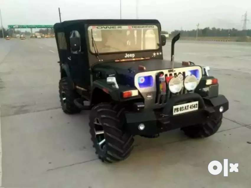 ... All type modified Jeep and Gypsy power steering 0