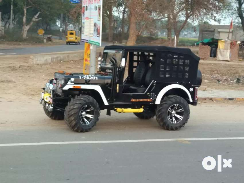 Open modified jeeps 0