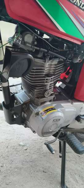 Honda 125 genuine condition