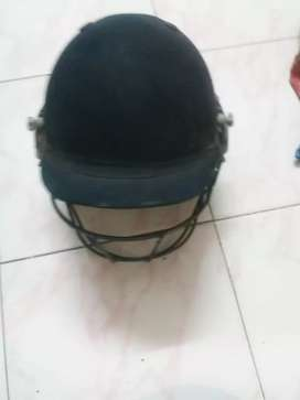 Shrey cricket helmet