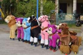 Kuda mainan || GROSIR ukuran s, m dan L