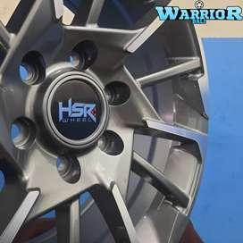 Velg Mobil Standar Ring 18 HSR HOLLO Buat Pajero Triton Ranger Dll