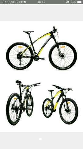 Thrill Ravage 5.0 ukuran 27,5