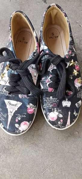 Cloth shoe