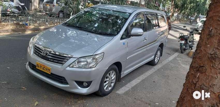 Toyota Innova 2.5 VX BS IV 7 STR, 2013, Diesel 0