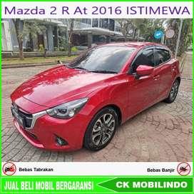 Mazda 2 R At 2016 ISTIMEWA Bisa Kredit