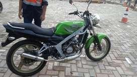 Ninja r 2012 plat bontang