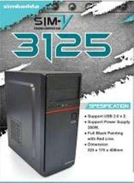 Termurah Rakitan PC Core I3 7100 Tray S1151 FREE DVD Rw Dan SPK