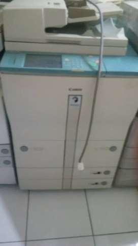 Ex import Mesin fotocopy all type + paket usaha
