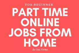 Online part time