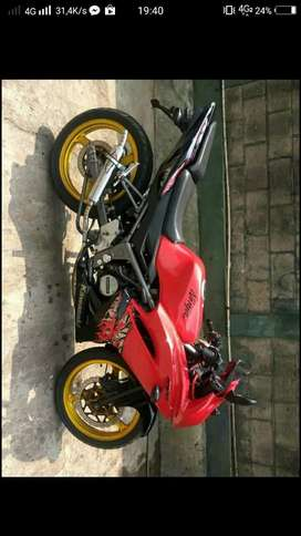 Ninja Krr Rr 150cc Superkips mulus pajak panjang murah