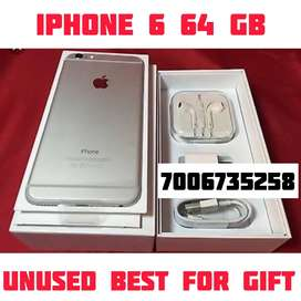 New Unused Apple  6 64 GB For Gift