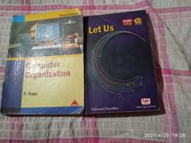 Combo Of Computer Science books