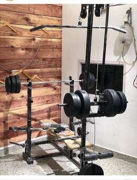 20 in 1 homegym multi gym exercise  cash on deliver all over in india