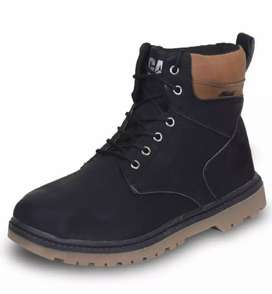 Sepatu boots pria kasual GAT original