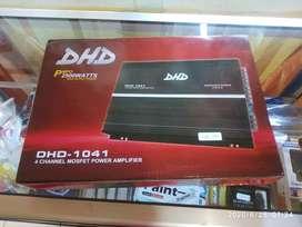 Power amplifier 4 channel dhd