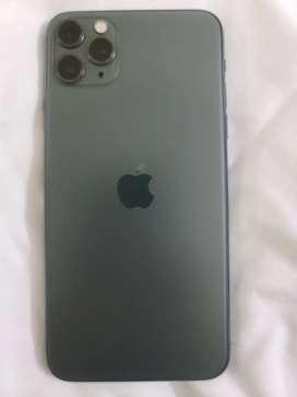 IPHONE 11 PRO MAX 256GB *MIDNIGHT GREEN*