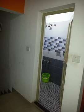 Single and double rooms are available with attached bathroom