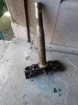Simpang 3 honda beat 2012 karbu
