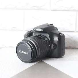 Ready Kamera Canon EOS 1300D Wifi Kit 18-55 IS II Mantab