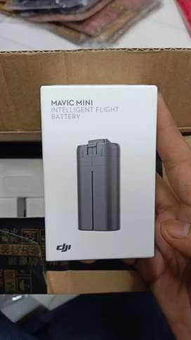 Dji Mavic mini battery brand new sealed pack, original, COD AVAILABLE