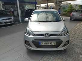 Hyundai Xcent S 1.2 (O), 2015, Petrol