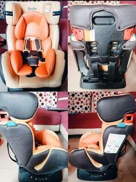 PRELOVED CAR SEAT COCOLATTE