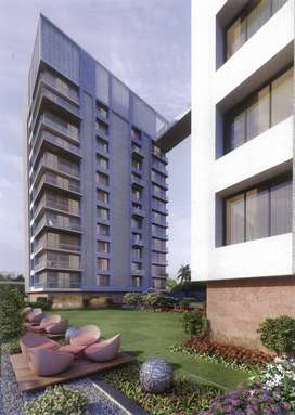 BLU LIFE 4BHK Luxurious Flat for Sell at PAL